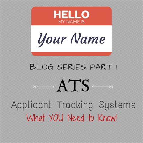 applicant tracking systems what you need to