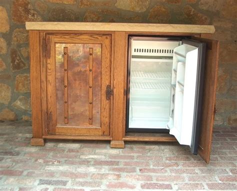 refrigerator with cabinet doors outdoor refrigerator cabinets search cabinets
