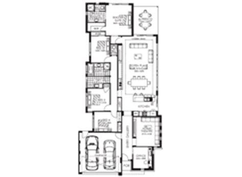 Narrow House Floor Plans Australia House Design Plans Narrow House Floor Plans Australia