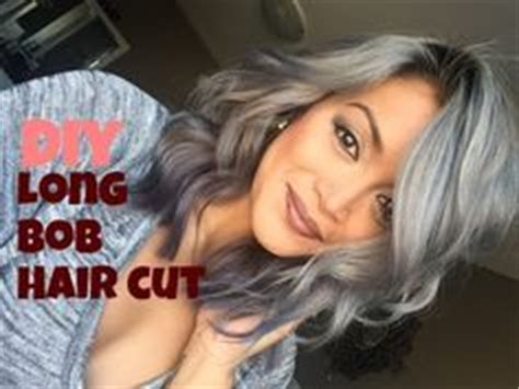 diy perfect bob diy cortes de cabello on pinterest cut your own hair