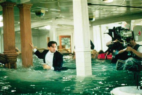 titanic film pool behind the scenes of titanic titanic the movie 1997