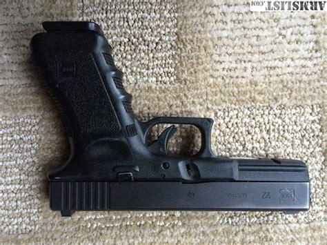 glock 22 semi auto pistol armslist for sale glock 22 full sized semi auto pistol