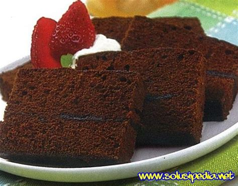 video cara membuat brownies kukus sederhana cara membuat brownies kukus cokelat
