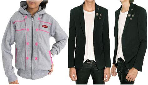desain jaket cowok ranni asmaradani trend model jaket cewek cowok terbaru