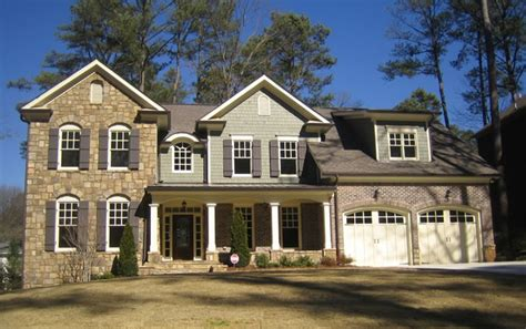 custom home builder atlanta