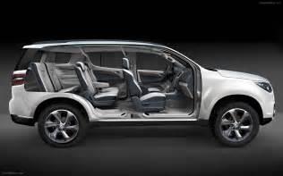 Chevrolet Cars Suv Chevrolet Trailblazer Suv 2012 Widescreen Car