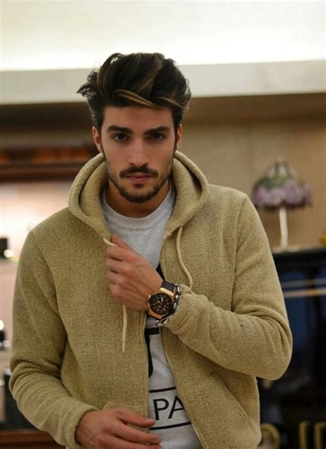 mariano di vaio hair color beautiful