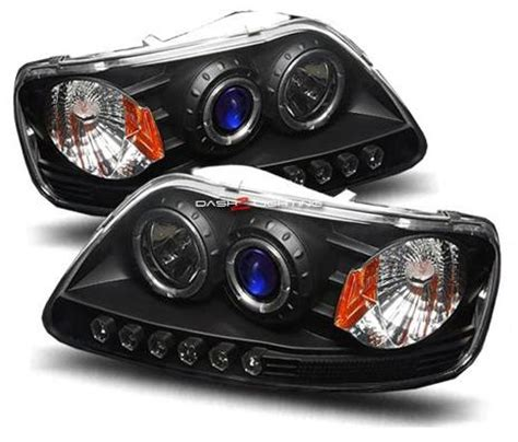 1998 Ford F150 Headlights 2003 Ford F150 Custom Parts