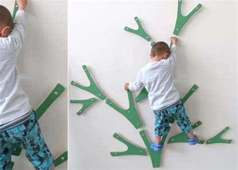 vater kinderzimmer baum kletterbaum und garderobe f 252 r das kinderzimmer freshdads