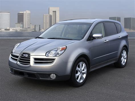subaru tribeca 2007 subaru b9 tribeca wallpapers 1440x1080 426836