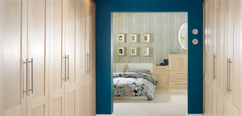 Symphony Fitted Wardrobes by Anya Moorgate Kitchens Bathrooms And Bedrooms Moorgate