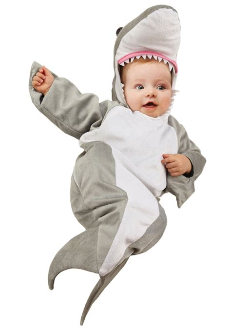 baby shark outfit shark baby bunting sea animal costume ideas for kids