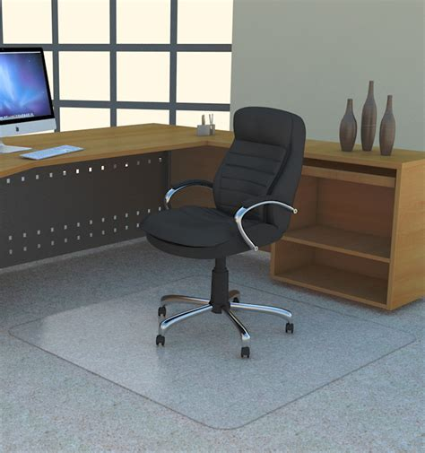 The No Dishing Chairmat, made from Poly Carb, Non Studded