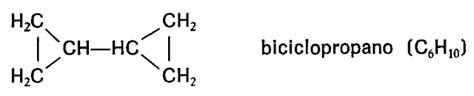 cadenas de atomos lineales encadenados en la fiqui los hidrocarburos y los derivados