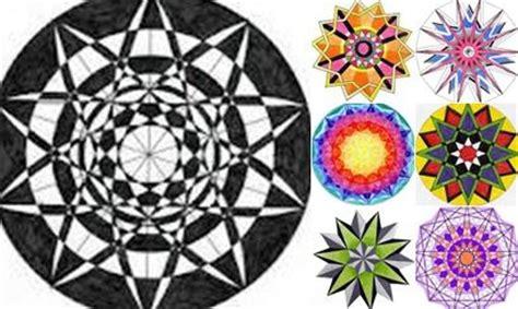 figuras geometricas de 10 lados 17 best images about estrellados on pinterest