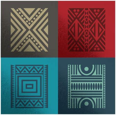 african pattern font haus ethnik dingbats free font by baynham goredema via