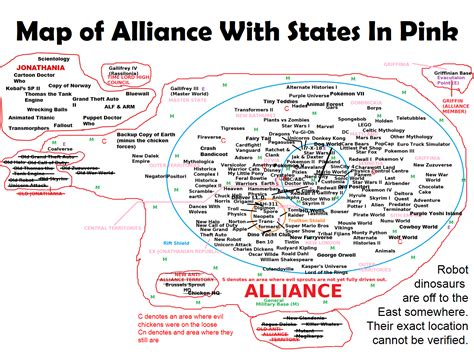 map of current us allies current map of the alliance by budcharles on deviantart