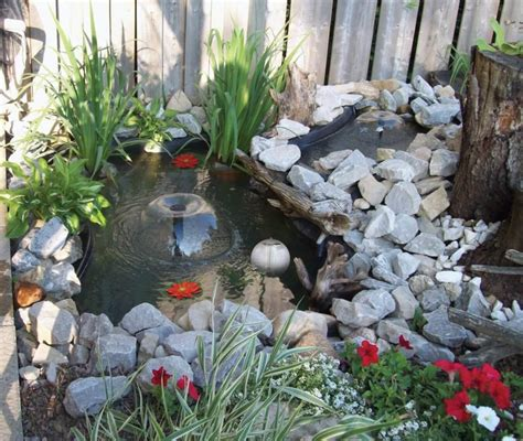 Garden Pond Kits by 37 Backyard Pond Ideas Designs Pictures