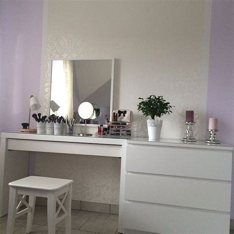 bedroom vanity ikea minimalistic vanity table easy to create from ikea malm