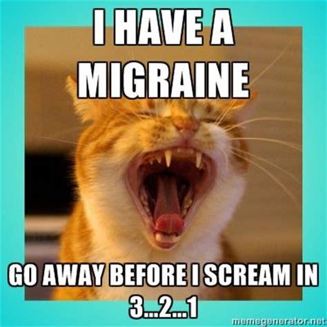 Migraine Meme - 1000 images about migraine on pinterest chronic