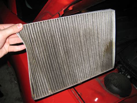 Clean Cabin Air Filter by Dodge Charger Cabin Air Filter Cleaning Replacement Guide 008