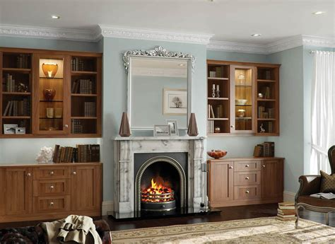 living room ideas with oak furniture made to measure fitted lounge furniture with