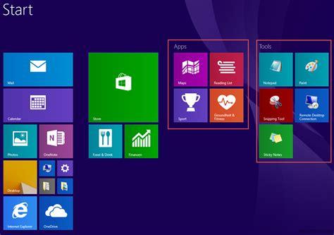 start menu layout windows 8 windows 8 1 force start menu layout alexandre viot