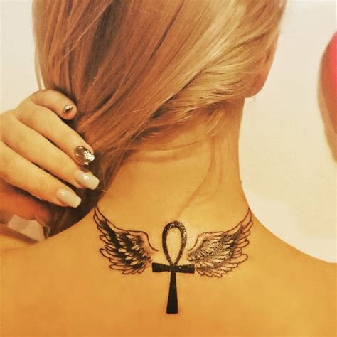 behind meaning 75 remarkable ankh tattoo ideas analogy behind the
