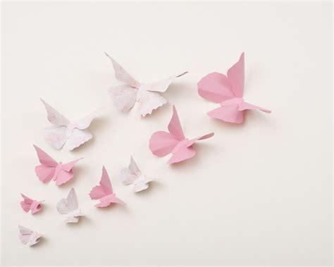 butterfly wall art eclectic nursery decor