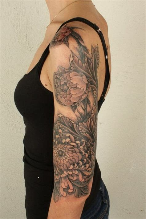 girl half sleeve tattoos 40 cool and pretty sleeve designs for