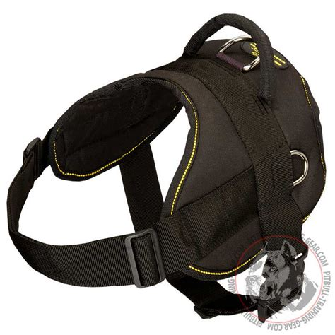 pitbull harness buy all weather pitbull harness pull harnesses