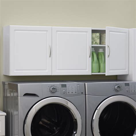 Wall Mounted Storage Cabinet In Laundry Room Organizers Storage Cabinets Laundry Room