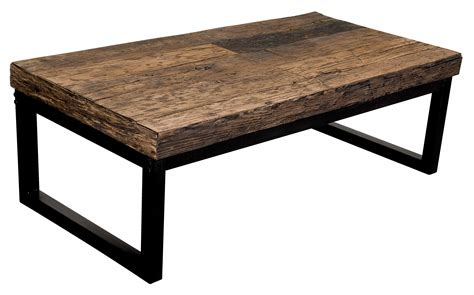 wood cocktail table reclaimed railroad wood cocktail table statement