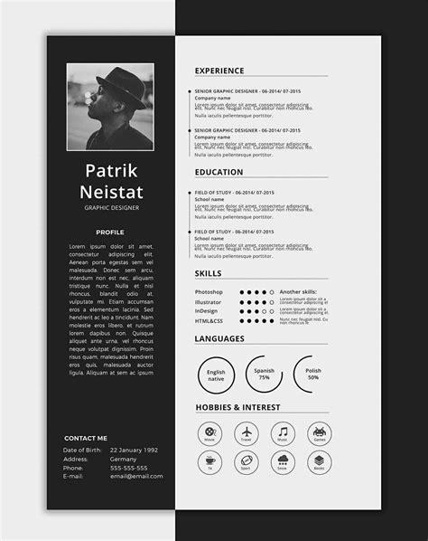 good resume template resume templates 15 exles to use right