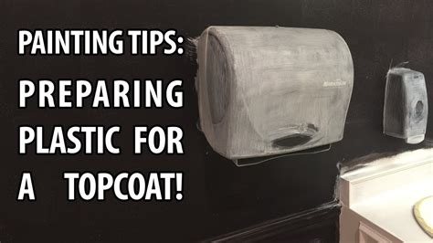 8 Tips On Preparing For Prom by Painting Tips Preparing Plastic For A Topcoat Previously