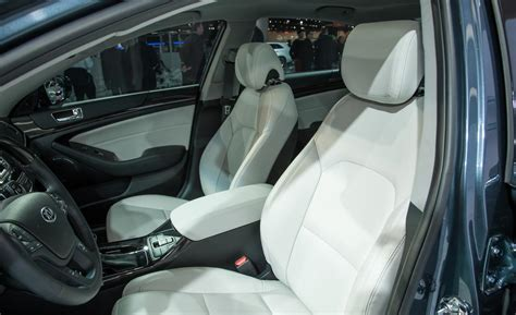 Kia Cadenza 2014 Interior by Car And Driver