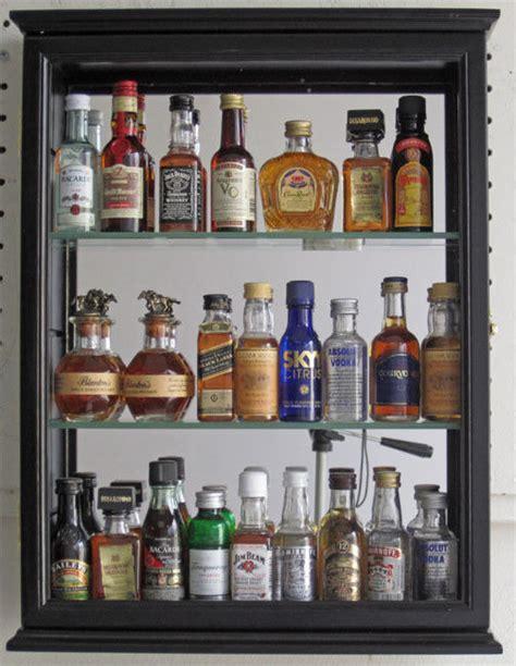 liquor bottle display cabinet solid wood mini liquor bottle display cabinet shadow