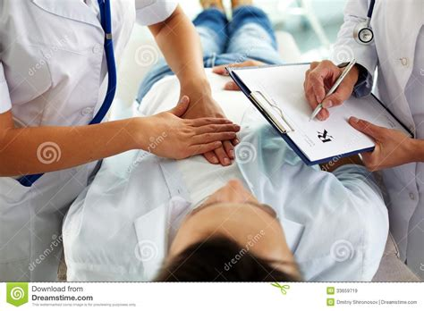 Rehab Doctors 2 by Treatment Royalty Free Stock Images Image 33659719