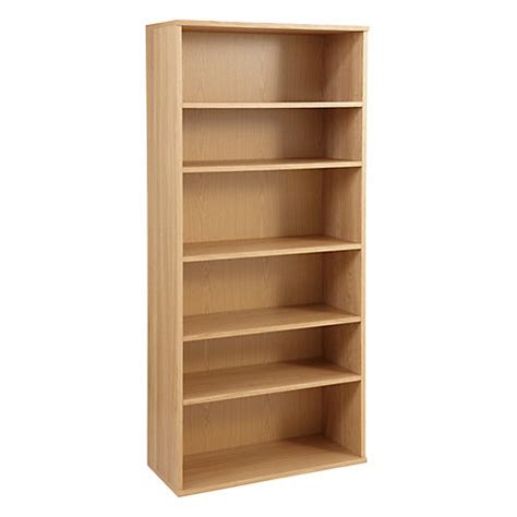 buy lewis abacus 5 shelf bookcase fsc certified