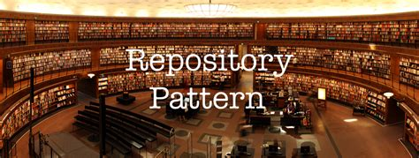repository pattern bad repository design pattern per erik bergman medium