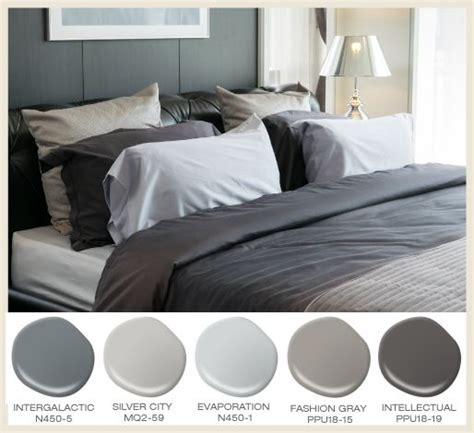 behr paint colors shades of gray layer shades of gray in the bedroom for a comfortably