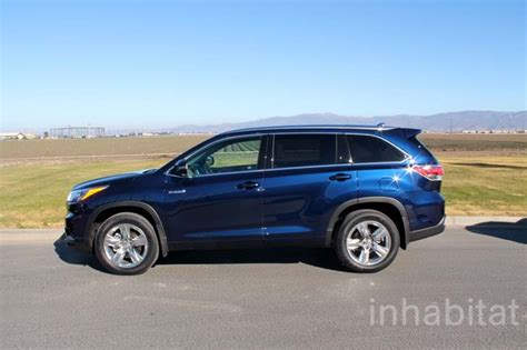 2015 Highlander Interior Test Drive Is The 2014 Toyota Highlander Hybrid S 28 Mpg