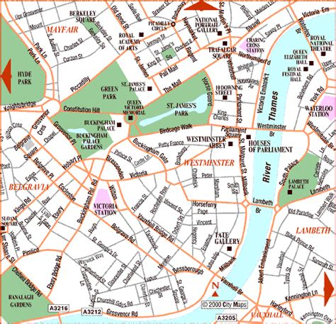 map of westminster map westminster