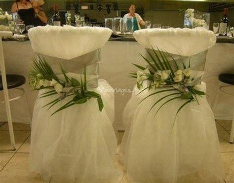 housse chaise mariage pas cher decoration de chaise de mariage le mariage