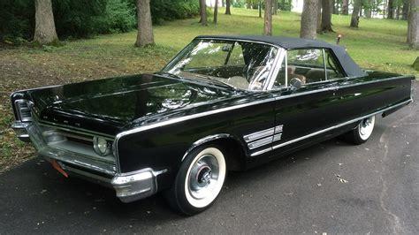 1966 chrysler 300 convertible 1966 chrysler 300 convertible t87 chicago 2016
