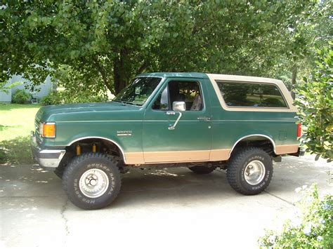 1989 ford bronco 1989 ford bronco pictures cargurus