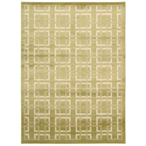 Apple Area Rugs Nourison Overstock Apple 3 Ft 11 In X 5 Ft 3 In Area Rug 212313 The Home Depot