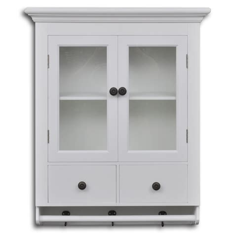glass kitchen wall cabinets white wooden kitchen wall cabinet with glass door vidaxl