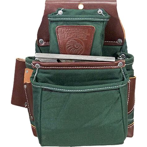 occidental leather 8060lh oxylight left 3 pouch tool