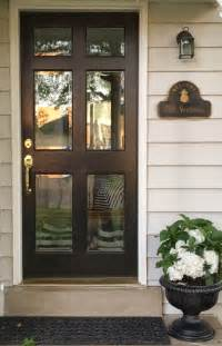 Glass Front Doors For Homes Black Door Glass Front Doors Don T Be Afraid